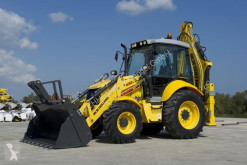 New Holland B 100C backhoe loader new
