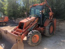 Fiat-Hitachi rigid backhoe loader FB 100
