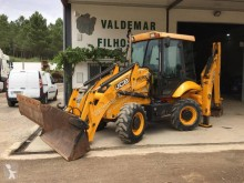 JCB 2CX used rigid backhoe loader