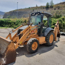 retroescavadora Case 580 SR Mixed Backhoe Loader (Hitachi-Caterpillar)