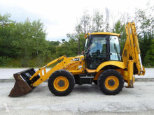 Tractopelle JCB 3CX Super occasion