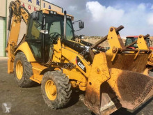 Tractopelle Caterpillar 428 E occasion