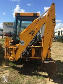 JCB 2CX buldoexcavator rigid second-hand