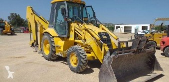 Hidromek rigid backhoe loader HMK 102 B HMK 102B