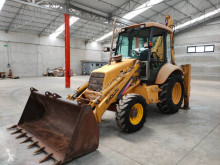 New Holland NH95 backhoe loader used