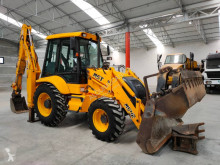 MST M542 backhoe loader used
