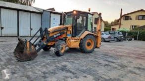 HSW 9.50 M used articulated backhoe loader