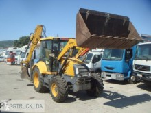 Fermec 860 buldoexcavator rigid second-hand