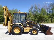 Graaflaadmachine Caterpillar 428 C tweedehands
