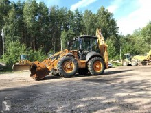 Case 695SR used rigid backhoe loader