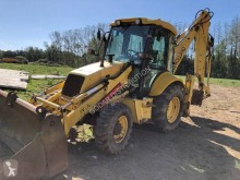 New Holland LB 110.B LB110B 4PS buldoexcavator rigid second-hand
