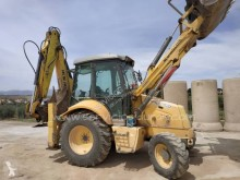 New Holland LB 95 B used rigid backhoe loader