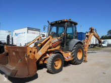 Case rigid backhoe loader 590SR