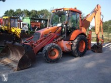 Fiat mini-buldoexcavator second-hand