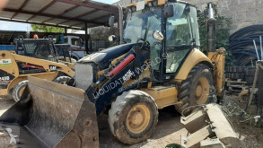Tractopelle Caterpillar 432 E backhoe 4x4 (Tadano-Hitachi)