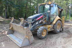 Tractopelle Caterpillar 428E -