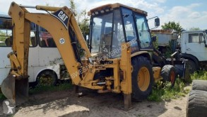 Caterpillar 428C used articulated backhoe loader
