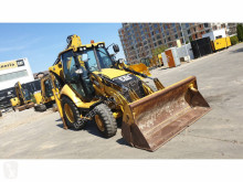 Caterpillar 432F backhoe loader used