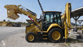 Buldoexcavator Caterpillar 428F2 second-hand
