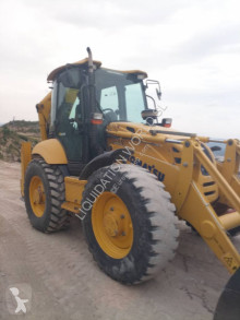 Tractopelle Komatsu WB97S Backhoe (Terex-CASE) occasion