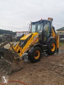 JCB articulated backhoe loader 3CX JCB 3CX Koparko-ładowarka