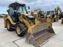 Caterpillar 428F backhoe loader used