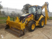 Tractopelle rigide Caterpillar 432E
