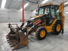Caterpillar 428 D backhoe loader used