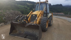 Tractopelle JCB 3 CX Backhoe Loader (Hitachi-CASE) occasion