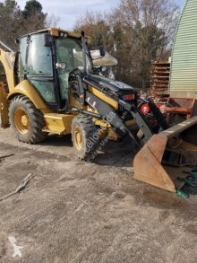 Buldoexcavator rigid Caterpillar 432E