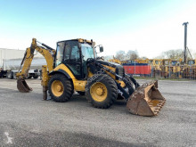 Caterpillar 434E backhoe loader used