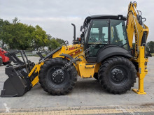 New Holland B 115B backhoe loader used