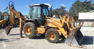 Case rigid backhoe loader 580SM
