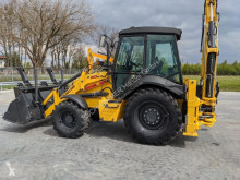 New Holland B110B TC backhoe loader used