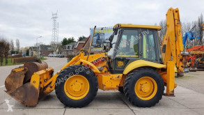 Tractopelle JCB 4CX occasion