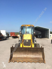 JCB 3CX tractopelle rigide occasion