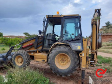 Caterpillar 442D used articulated backhoe loader
