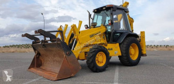 Case 580 Super LE buldoexcavator rigid second-hand