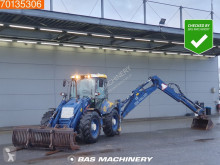 لودر حفار New Holland LB 115 B مستعمل