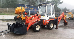 Kubota R420N tractopelle articulé occasion