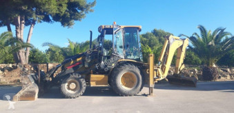 Caterpillar 432D 432D tractopelle rigide occasion