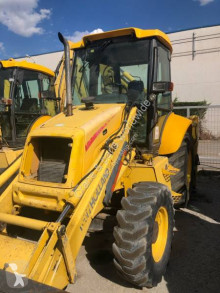 New Holland LB 110 LB110 used rigid backhoe loader