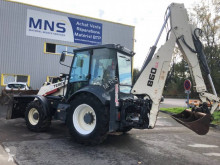 Terex 860 SX used rigid backhoe loader