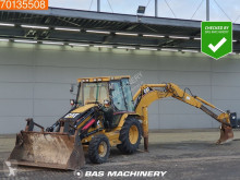 Caterpillar backhoe loader 432D