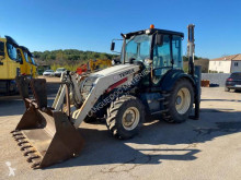 Terex 860 used articulated backhoe loader