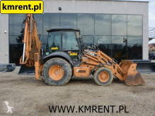 Retroexcavadora Case 590SR 590SR-4PS 580 JCB 3CX CAT 432 428 NEW HOLLAND B110B B80B KOMATSU WB93 retroexcavadora rígida usada