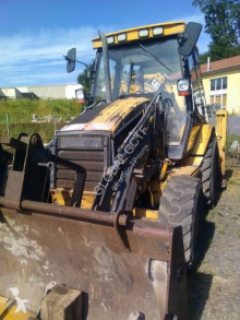 Caterpillar 428C tractopelle rigide occasion