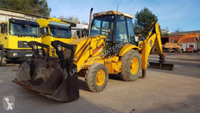 JCB 3CX used articulated backhoe loader