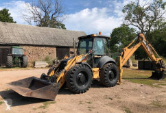Case 695 Super R buldoexcavator rigid second-hand