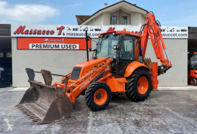 Fiat-Hitachi fb110 backhoe loader used